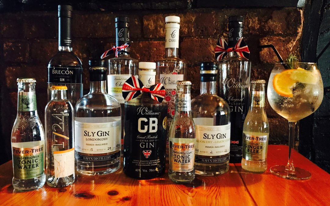 The Corners Inn Annual Gin and Fizz Festival