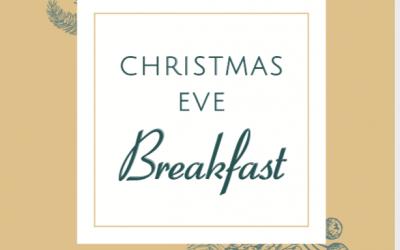 Christmas Eve Breakfast