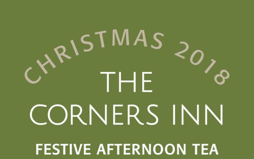 Christmas Afternoon Tea 2018