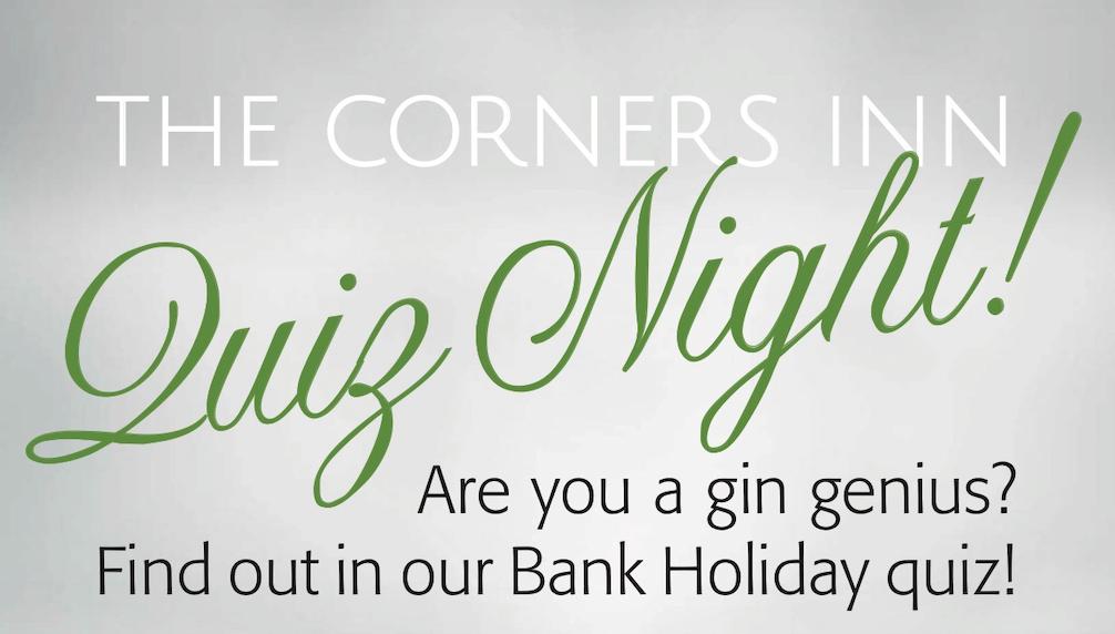 The Corners Inn Annual -QUIZ NIGHT